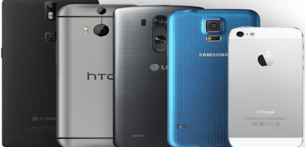 Top 10  Mobile Phone Brands in India that People are Crazy About in 2018