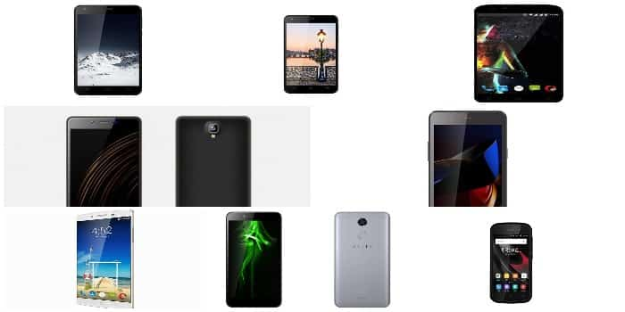 Get The List Of Top 10 Swipe Smartphones Available In India
