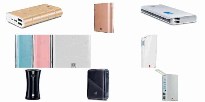 The List Of Top 10 IBall Power Banks Available In India