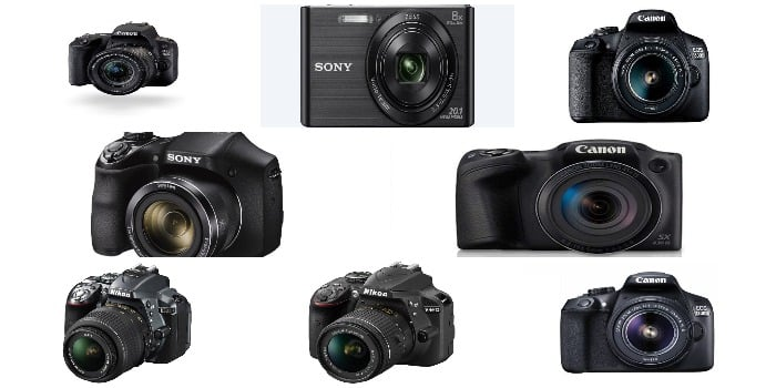 Top 10 Cameras in India – Best Reviews and Pros, Cons
