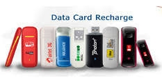 Data Card Recharge
